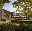 Peter Falke Wine Farm Outdoor Tasting Lounge Stellenbosch