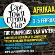 Cape Town Comedy Club Afrikaans Festival