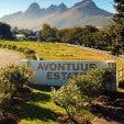 Avontuur Wine Estate entrance