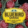 Blue Bird Garage Market Flowers