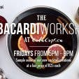 The Bacardi Workshop Cafe Caprice Cape Town