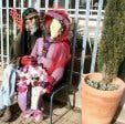 Napier Patatfees Scarecrows