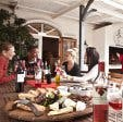 Group party at Red Leaf Beyerskloof
