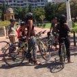Fahrradfahren in Kapstadt Awol