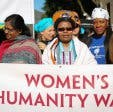 Women's Humanity Walk arts festival Artscape 2017