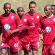Moroka Swallows in Cape Town