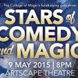 The Stars of Comedy and Magic at the Artscape Theatre