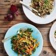 Café Frank lunch salad 2017