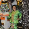 Barbara African clothes shop