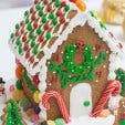Gingerbread Houses - Tessa's - 2
