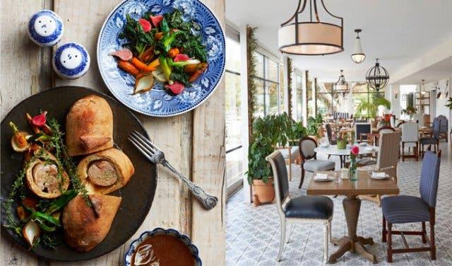restaurants franschhoek