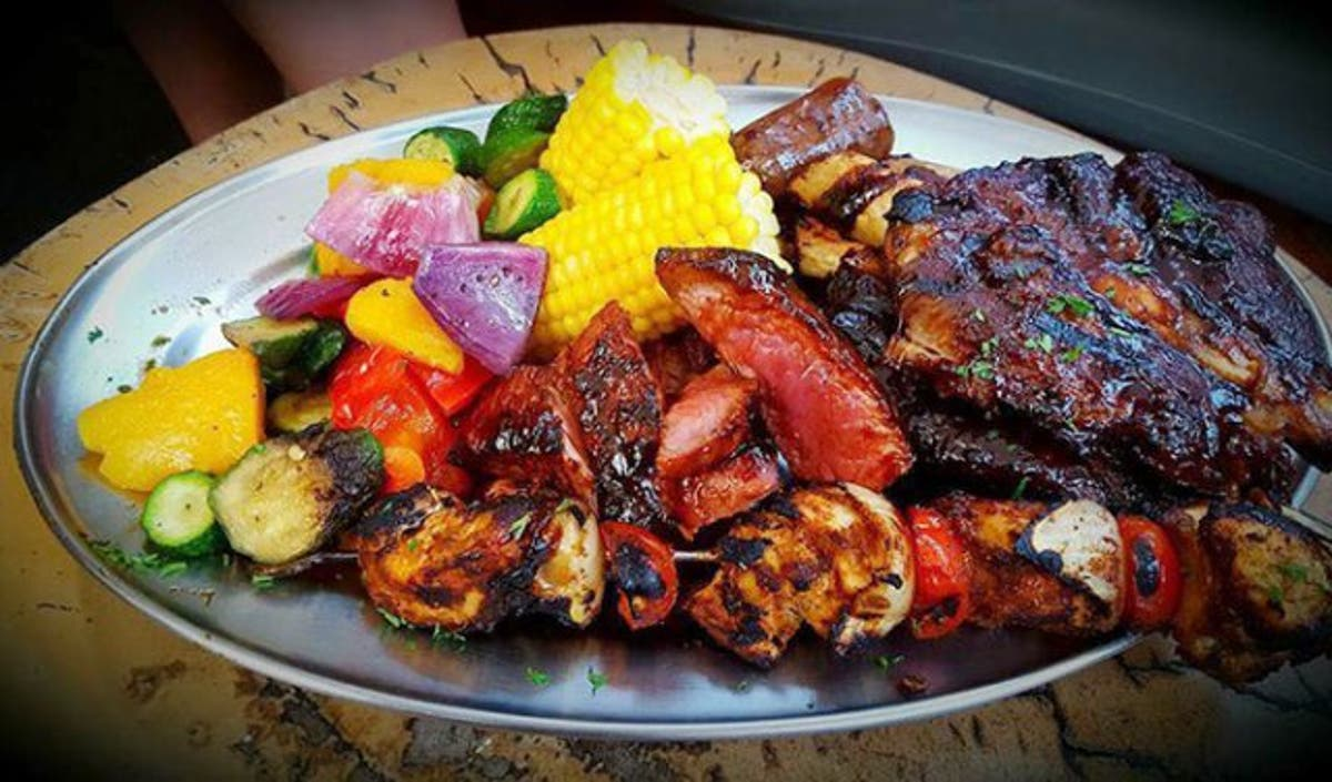 Download Backyard Grill South Riding Gif - HomeLooker