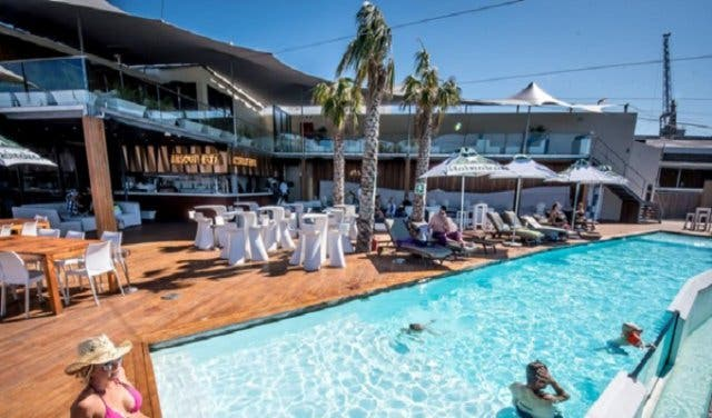 Coolest open to the public swimming pools in cape town best places to swim free pool spots for Swimming pools open to the public