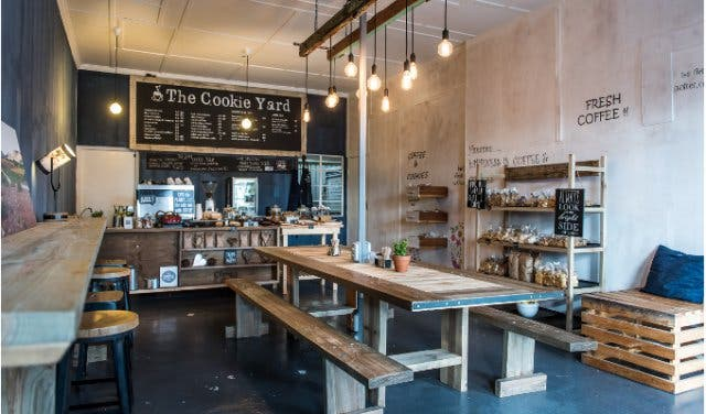 the cookie yard in cape town