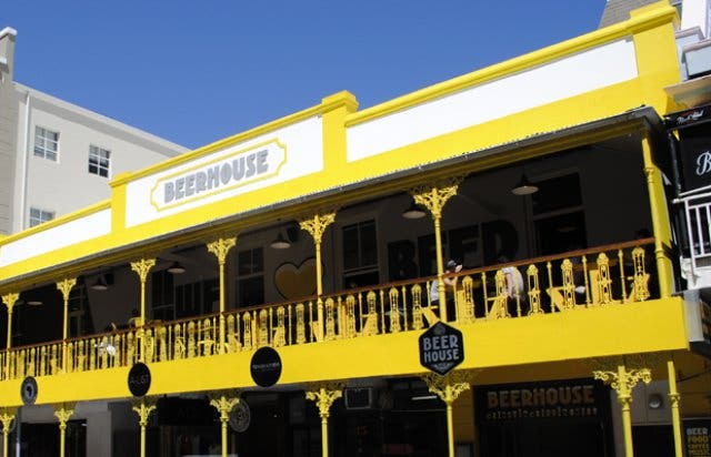 beerhouse on long street