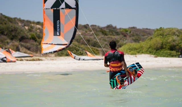 kitesurfen blouberg