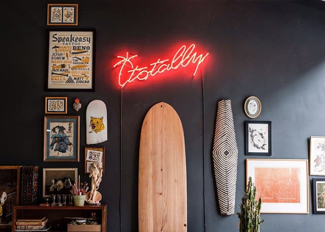 a4e4e9fa618b3 Chatting to the easy-going guys you get a sense that the tattoo artists  turned their passion into a profession which conjures up the saying: If you  love ...