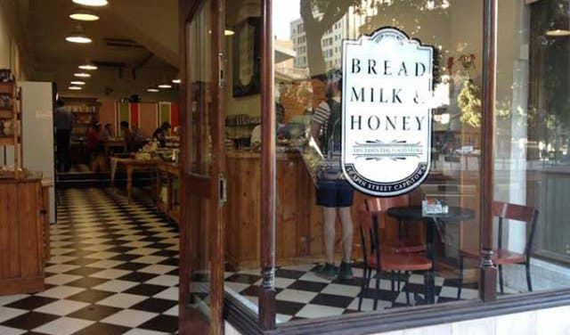 bread milk honey cape town