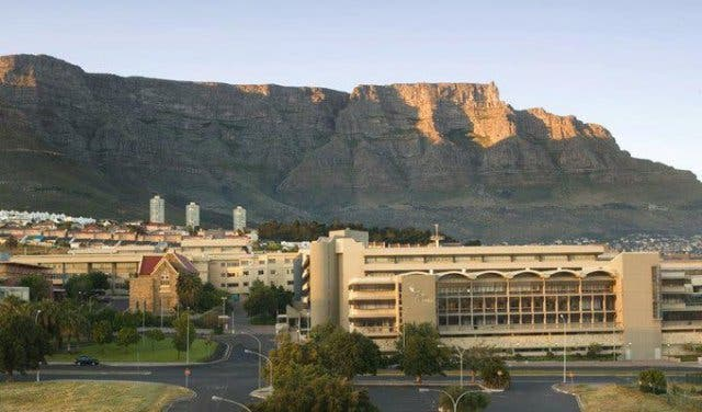 Cape Town Campus Cnr Keizersgracht And Tennant Streets