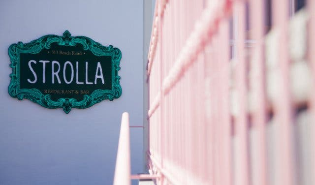 strolla restaurant and bar