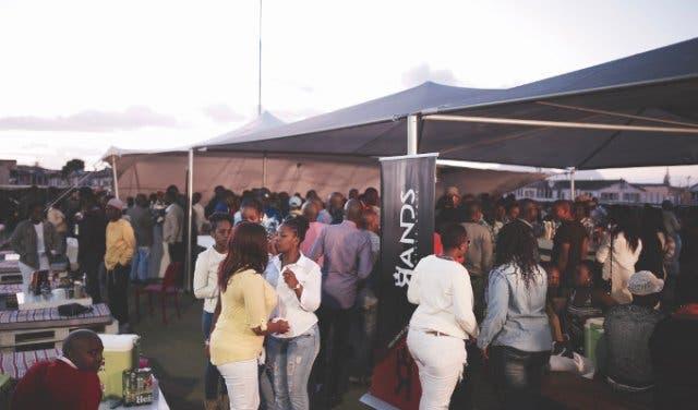 rands lifestyle space in khayelitshA