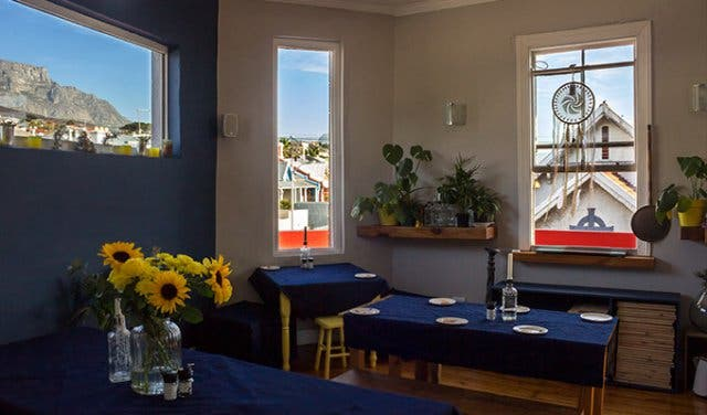 Phenomenal Hidden Leaf Restaurant And Cafe In Woodstock Cape Town Download Free Architecture Designs Scobabritishbridgeorg