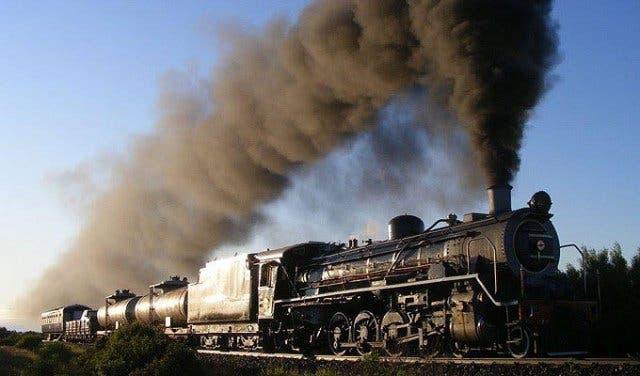 air pollution due to railways