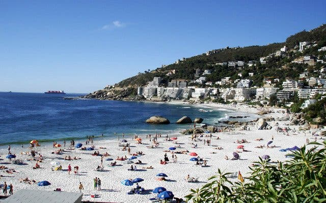 Top Beaches In Cape Town