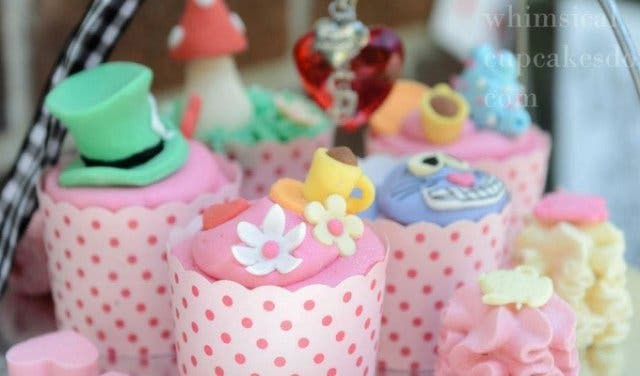 little cakes from the whimsical bakehouse cupcakes small cakes muffins and other mini treats