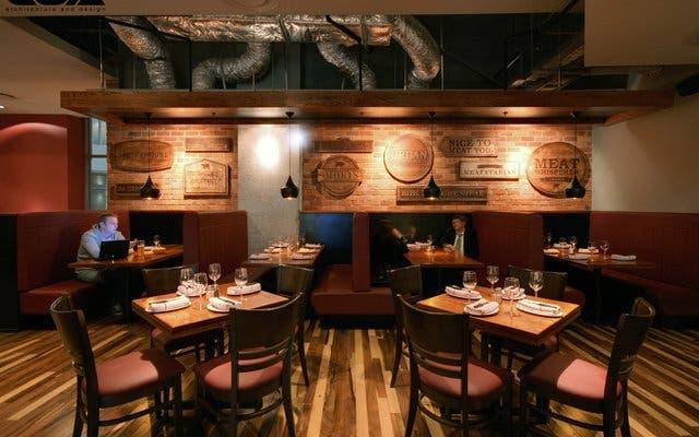 Restaurant knife kaapstad steakhouses en burgers cape town