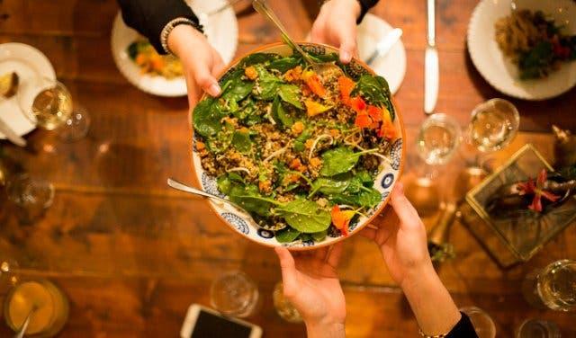 reverie social table restaurant in cape town