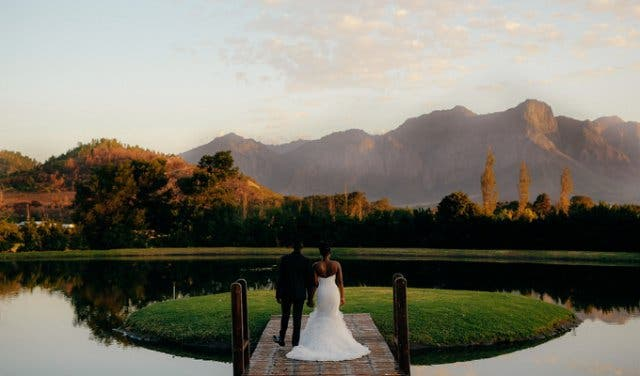 Top Wedding Venues In The Cape Winelands