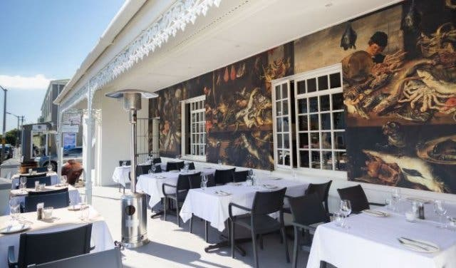 Seaside Cafe Meets Bistro in the Southern Burbs