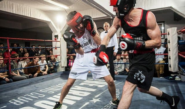 Boxing in Cape Town | Fitness & Combat Sports Western Cape
