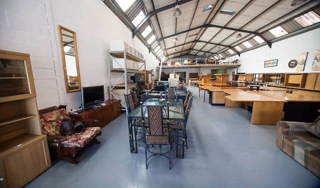 Second-hand  Used Furniture Stores in Cape Town