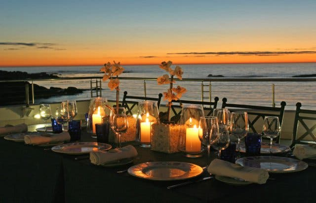 Hotel Restaurants In Cape Town