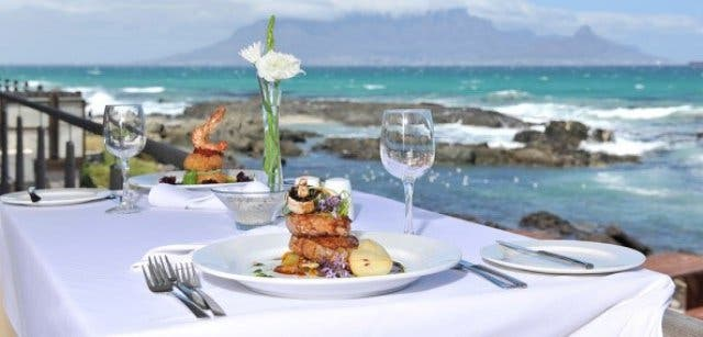 Sea Bay Cafe Menu