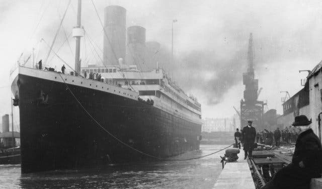 2016 Titanic: The Artifact Exhibition in Cape Town   V&A Waterfront