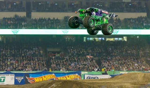 Monsters Are Coming! Bring The Kids to See Them At Monster Jam