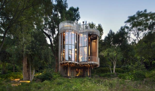 Picture of: The World S Most Beautiful Treehouse In Cape Town South Africa