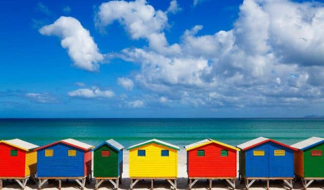 South African Beach Towns