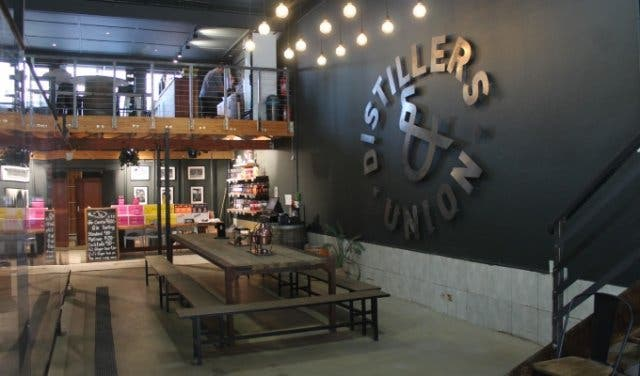 Distillers & Union