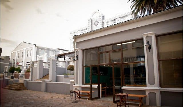 byblos coffee in cape town