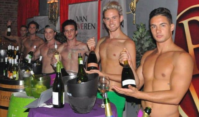 Gay escorts amsterdam