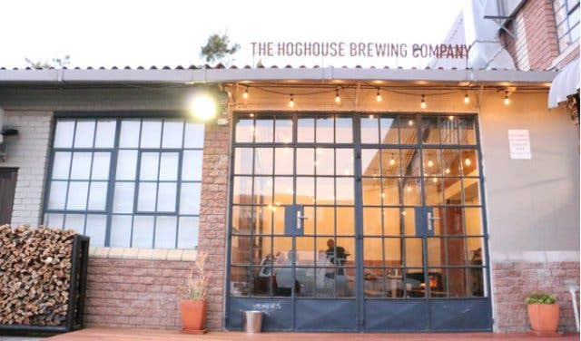 the hoghouse brewing co
