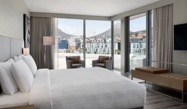 design intemporel luxe nouveau style et luxe The AC presents a new way to hotel in Cape Town