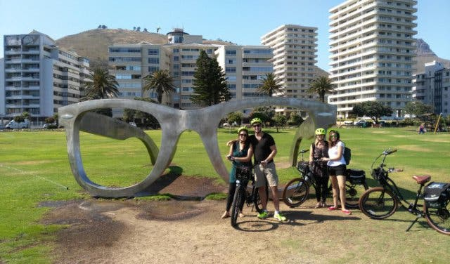bye cycle in cape town