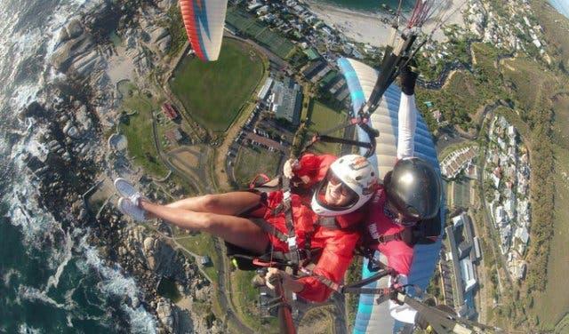 paragliden cape town