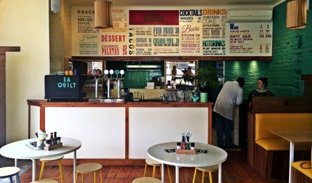 el burro taqueria restaurant in cape town