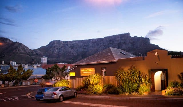 The Backpack Backpackers Cape Town